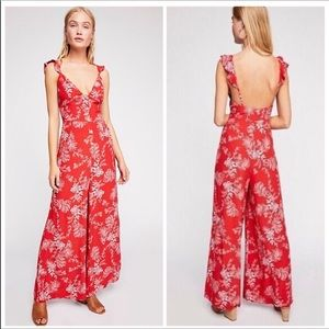 Free People Be the One Jumpsuit